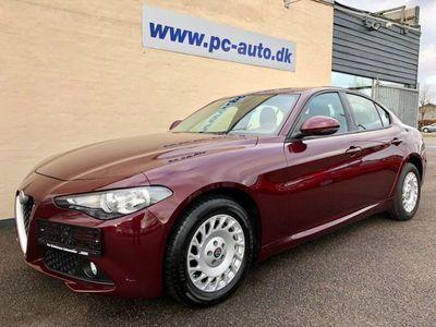 brugt Alfa Romeo Giulia 2,2 JTD 180 aut.