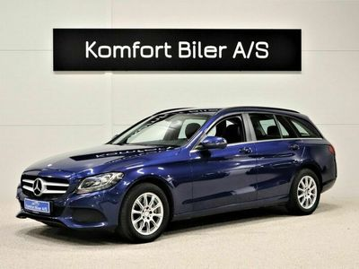 brugt Mercedes C200 d stc. aut. 2,2