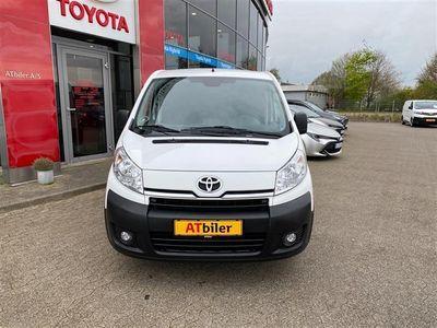 brugt Toyota Proace L1H1 1,6 D-4D T0 90HK Van