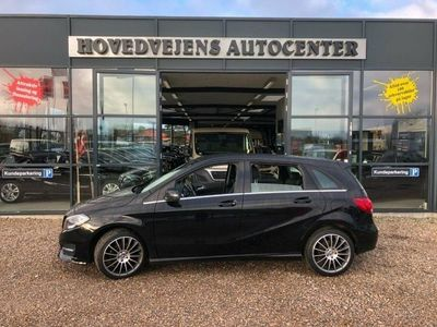 gebraucht Mercedes B180 1,5 CDi Business