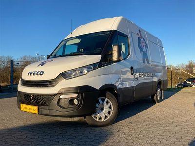 brugt Iveco Daily 35S16 12m3 2,3 D 156HK Van 8g Aut.