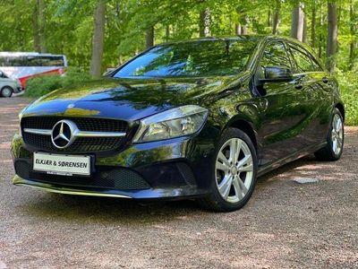 brugt Mercedes A200 1,6 Urban aut.