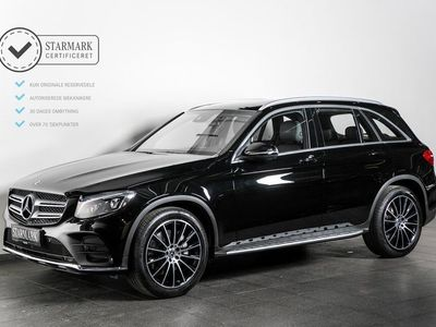 usata Mercedes GLC300 2,0 aut. 4-M