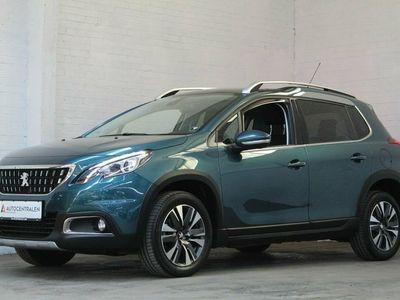 brugt Peugeot 2008 1,6 BlueHDi 100 Allure Sky
