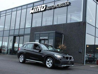 brugt BMW X1 20D 2,0 D 177HK 5d 6g