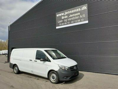 brugt Mercedes Vito 114 Extra Lang 2,1 CDI Standard XL BE 136HK Van 2017