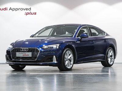 brugt Audi A5 Sportback 40 TDi Advanced S-tr.