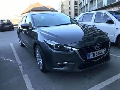 brugt Mazda 3 2.0 Skyactiv/G Optimum, 120 HK 4-dørs
