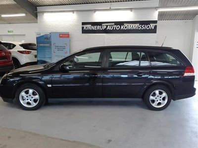 brugt Opel Vectra Wagon 1,8 16V Limited 122HK Stc