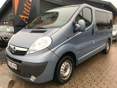brugt Opel Vivaro 2,0 CDTi 114 Combi L1H1 MTA