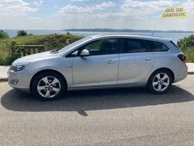 brugt Opel Astra 1,7 CDTi Sportstourer Stationcar