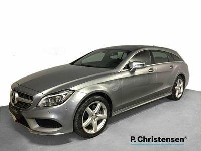 brugt Mercedes CLS350 3,0 BlueTEC SB aut 4-M