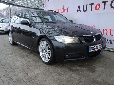 brugt BMW 320 d Touring 2,0 D 163HK Stc 6g Aut.