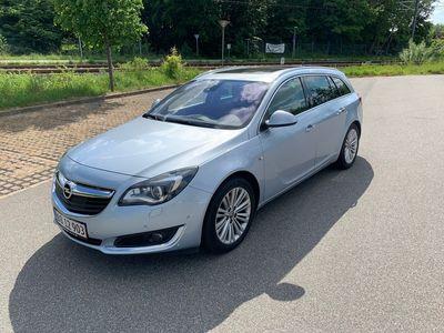 brugt Opel Insignia 2,0CDTi 170HK Sports Tourer Aut.