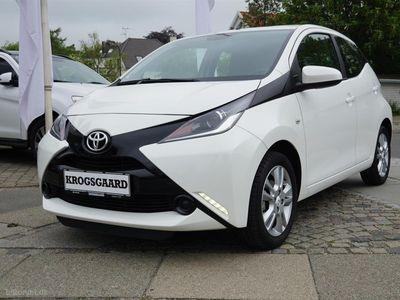 gebraucht Toyota Aygo 1,0 VVT-I X-Play + Plus pakke 69HK 5d