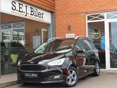 brugt Ford Grand C-Max 1,5 TDCi Business 120HK 6g A+