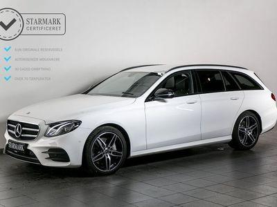 używany Mercedes E350 3,0 AMG Line stc. aut.