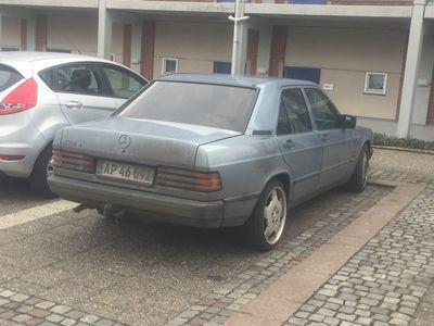 brugt Mercedes 190 2.0 72 HK