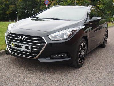 brugt Hyundai i40 CRDi 141 Premium CW