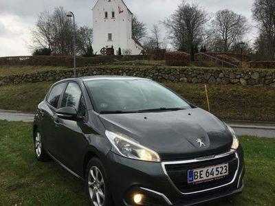 brugt Peugeot 208 1.2 VTi 82 hk 5D