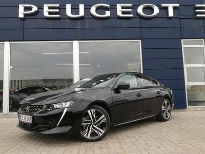 begagnad Peugeot 508 1,6 PureTech GT EAT8 start/stop 225HK 8g Aut.