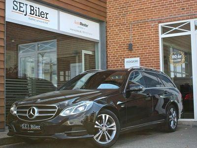 gebraucht Mercedes E220 1 BlueTEC Avantgarde stc. 170HK st.car aut