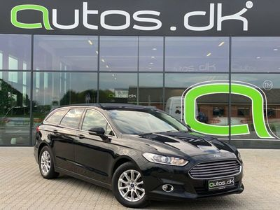 brugt Ford Mondeo 2,0 TDCi 150 Trend stc. aut.