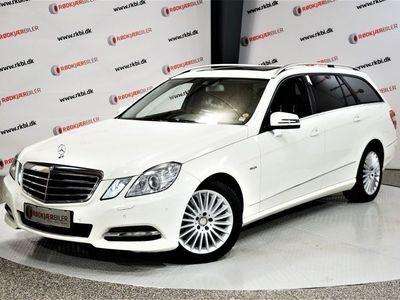 brugt Mercedes E350 0 CDi Avantgarde stc. aut. BE