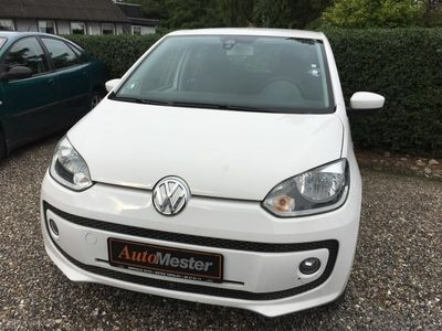 käytetty VW up! 1,0 MPI BMT Move 60HK 5d