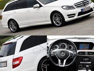 brugt Mercedes C220 C220 2,2cdi AMG 2012