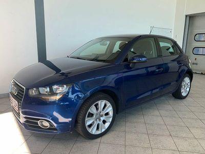 brugt Audi A1 Sportback 1,6 TDi 90 Ambition S-tr.