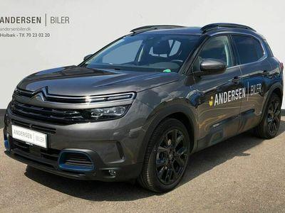 brugt Citroën C5 Aircross 1,6 B/EL Shine Sport EAT8 225HK 5d 8g Aut.