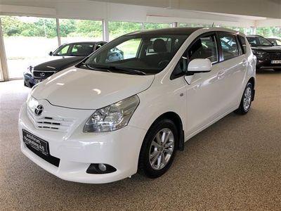 brugt Toyota Verso 7 pers. 1,8 VVT-I TX 147HK 6g