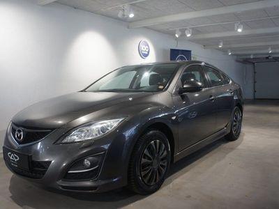 gebraucht Mazda 6 2,0 Advance