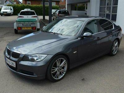 brugt BMW 325 d 3,0 D 197HK 6g - Personbil - Gråmetal