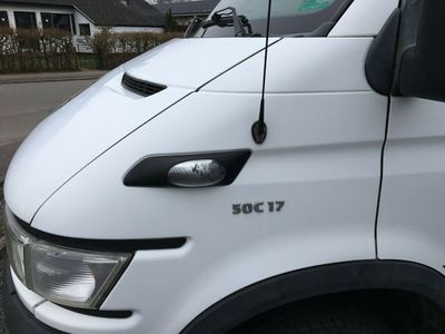 brugt Iveco Daily 3,0 50C17