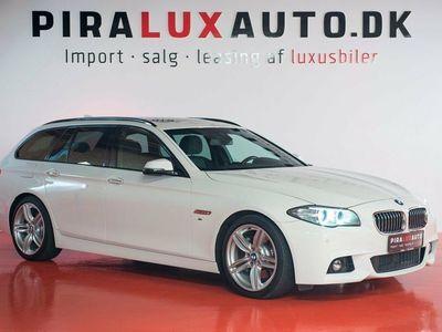 gebraucht BMW 525 d 2,0 Touring M-Sport aut.