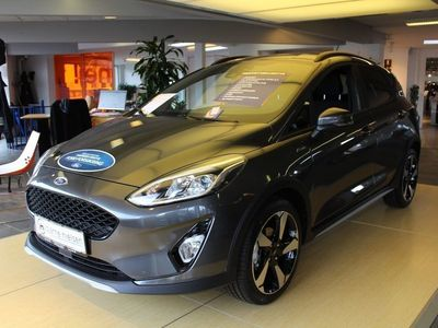 brugt Ford Fiesta 1,0 SCTi 125 Active X