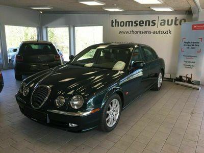 brugt Jaguar S-Type 3,0 V6 Sport