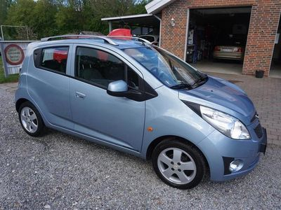 used Chevrolet Spark (ESP)
