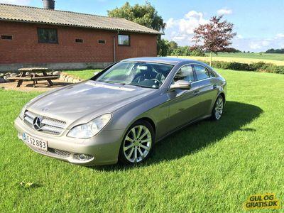 brugt Mercedes CLS320
