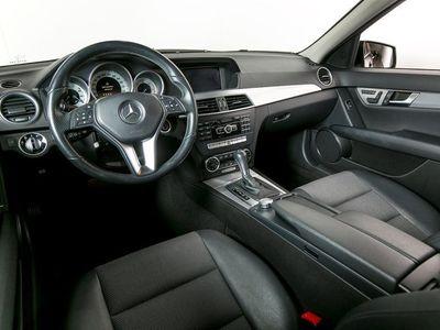 brugt Mercedes C220 2,2 CDi Avantgarde st.car aut. BE