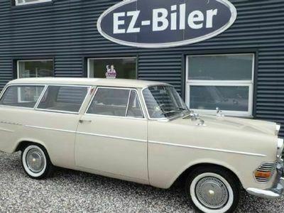 brugt Opel Olympia 1700 P2 Caravan