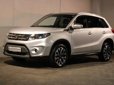 käytetty Suzuki Vitara 1,6 DDiS Exclusive