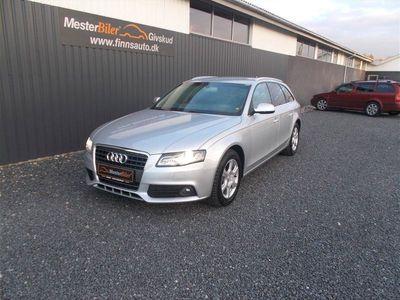 brugt Audi A4 1,8 TFSI aut. 120HK Stc