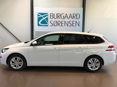 brugt Peugeot 308 SW 1,2 e-THP Active 110HK Stc