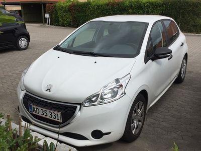 brugt Peugeot 208 1,0 VTI 68 HK 5-D
