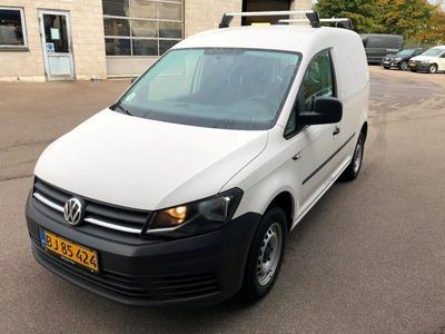 begagnad VW Caddy 2,0 TDi 102 BlueMotion Van
