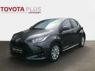 brugt Toyota Yaris 1.5 Benzin (125 hk) Active Technology A