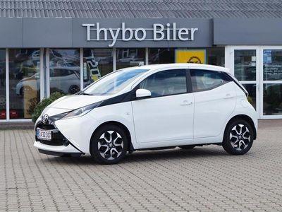 brugt Toyota Aygo 1,0 VVT-I X-Change 69HK 5d